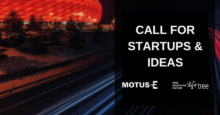 Call For Startups & Ideas